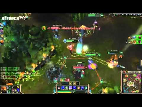 LOL-世界最強李星的Amazing Play!