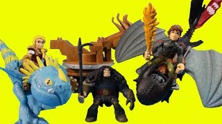 Video Dragons Toothless Hiccup Astrid & Stormfly Battle Armored Dragon & Drago War Machine MP3, 3GP, MP4, WEBM, AVI, FLV September 2018