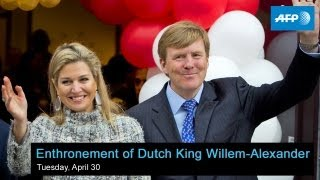 8. AFP Live - Royal Water Pageant in Amsterdam - starts at 18:15 GMT (20:15 local time)