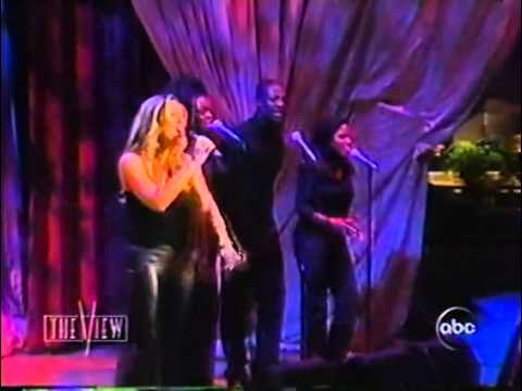 Mariah Carey  - Can't Take That Away (Mariah's Theme) Live on The View 1999
