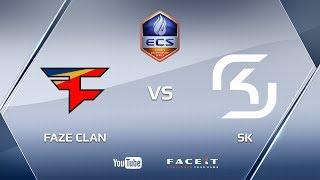 FaZe vs SK, train, ECS S3 Finals