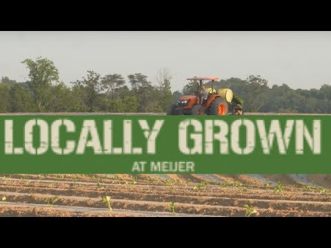 Meijer Locally Grown