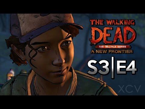 The Walking Dead Season 3 · Episode 4: 'Thicker Than Water' Gameplay Walkthrough + ENDING