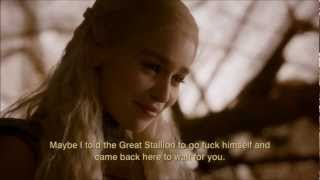 Videos of Daenerys' whole vision were already uploaded, but I felt like this particular scene was special. After entering The House of the Undying, Daenerys ...