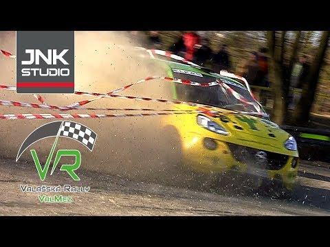 Best of 37. KOWAX Valašská Rally ValMez 2018 (crash & action)
