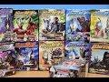 Ultraman Toys Collection Ultraman VS set Saga,Burial,Taro,Zero,Dyna,Gaia,Mebius,Cosmos,Tiga,