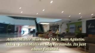 San Fernando (Pampanga) Philippines  city photos : Vlog#157: New Vista Mall in San Fernando, Pampanga [Fil-Am in the PH]