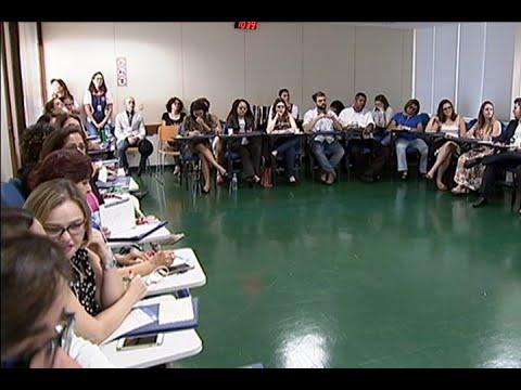 Encontro de coordenadores estaduais marca início do projeto Jovem Senador 2019