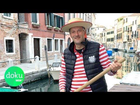 Ein Kapitän vom Biggesee auf dem Canale Grande | WDR Do ...