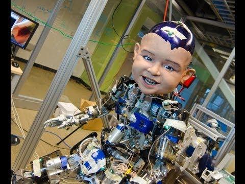 Creepy Robot Baby