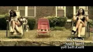Gorilla Zoe * Hood Nigga (Chopped & Screwed) Music Video By Dj Emurda & Dj TryllDyll