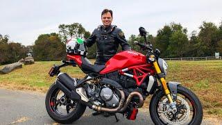 9. 2017 Ducati Monster 1200s - Long Term Review