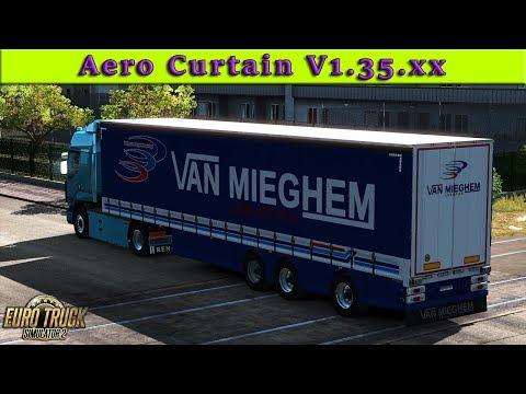 Aero curtain v1.35.x
