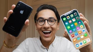 Video I have the iPhone 8 and iPhone X ! MP3, 3GP, MP4, WEBM, AVI, FLV November 2017