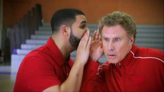 Video Drake and Will Ferrell Handshake Lessons - NBA Awards 2017 | NBA on TNT MP3, 3GP, MP4, WEBM, AVI, FLV Oktober 2018