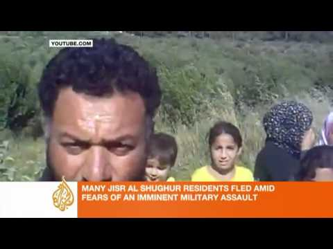 Syrian from Jisr al-Shughur talks to Al Jazeera