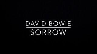David Bowie - Sorrow Lyrics