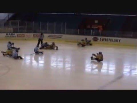 Sledge hokej Zlín
