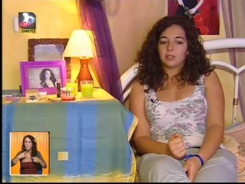 Depressão: Final de tratamento de Andreia