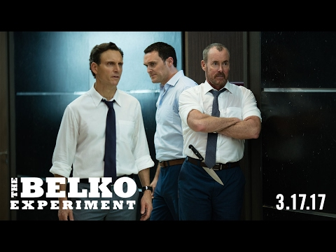 The Belko Experiment (Clip 'We Need Order')