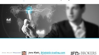 How to use JFDs Mini terminal trading the US market opening