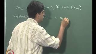 Mod-06 Lec-20 Differentiation And Integration Part 1