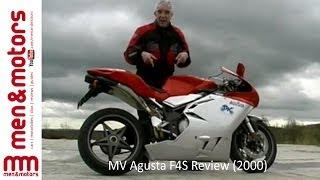 6. MV Agusta F4S Review (2000)