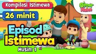 Video Koleksi Cerita Kanak Kanak Islam | Episod Istimewa Musim 1 | Omar & Hana MP3, 3GP, MP4, WEBM, AVI, FLV April 2019