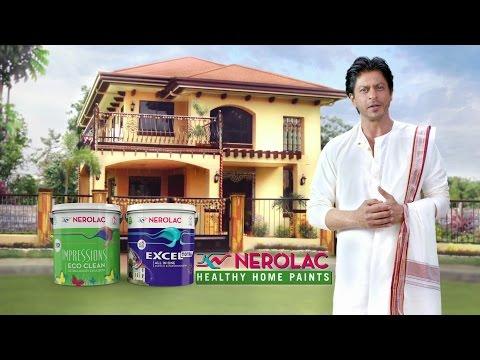 شاه روخ خان عامل طلاء في حملة إعلانية جديدة