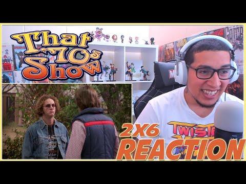 VAN STOCK! | That '70s Show 2x6 REACTION | Season 2 Episode 6