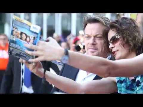 BoyChoir: Eddie Izzard TIFF Movie Premiere Gala Arrival