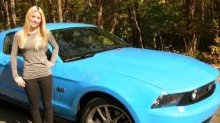 Roadfly.com - 2011 Ford Mustang GT Review&Road Test