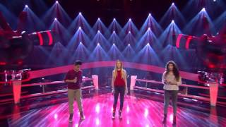 Amazing Battle on The Voice Kids 2014 Germany!!! Christina Aguilera - Beautiful