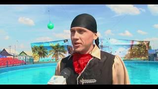 Московский дельфинарий снова в Соль-Илецке