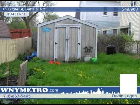 65 Grote St  Buffalo, NY Homes for Sale | wnymetro.com