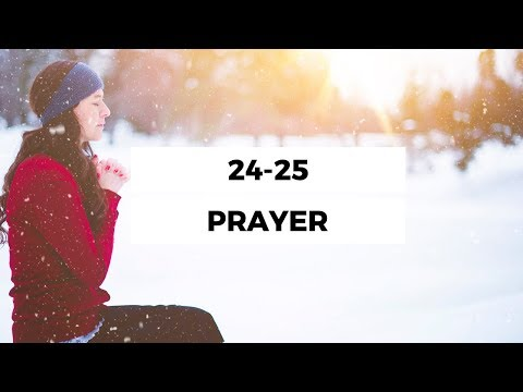 Leadership quotes - Bible Study Bootcamp Episode #29 - Prayer (Lessons 24-25)