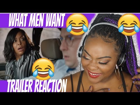 What Men Want 2019   Official Trailer   Paramount Pictures Reaction