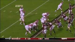 Fletcher Cox vs Alabama 2011