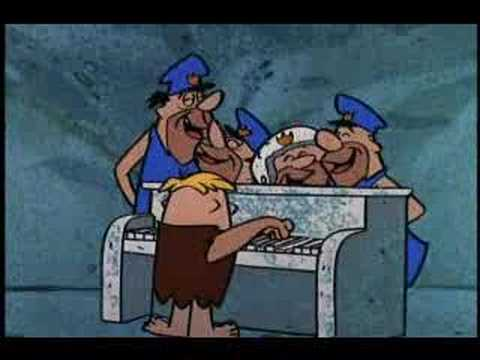 anniversary - The Flintstones 