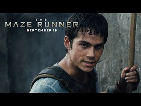 runner - When Thomas (Dylan O'Brien) wakes up trapped in a massive maze with a group of other boys, he has no memory of the outside world other than strange dreams about a mysterious organization known...