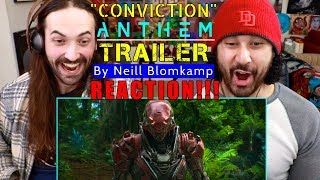 Conviction – An ANTHEM TRAILER From Neill Blomkamp - REACTION!!! by The Reel Rejects