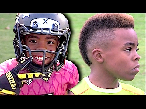 Bunchie Young | 🔥🔥 Kid has Crazy Footwork and Speed