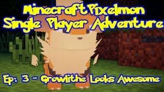 Pixelmon! Minecraft Pokemon Adventure: Episode 3, New Pixelmon Beta 2.2.0.5