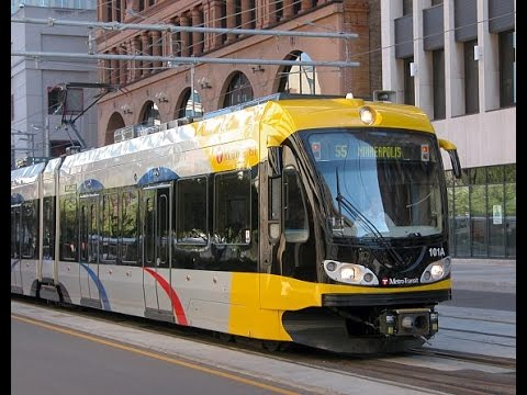 Twin Cities Light Rail