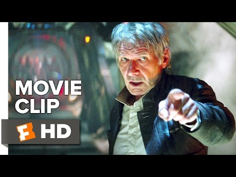 Star Wars The Force Awakens Movie CLIP Kanjiklub 2015 Harrison Ford Movie HD
