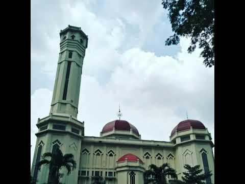 Masjid Al Bakrie,  Taman Rasuna - Jakarta