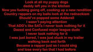 Yelawolf - Gangsta Walk (Get Buck Freestyle) [HQ & Lyrics]