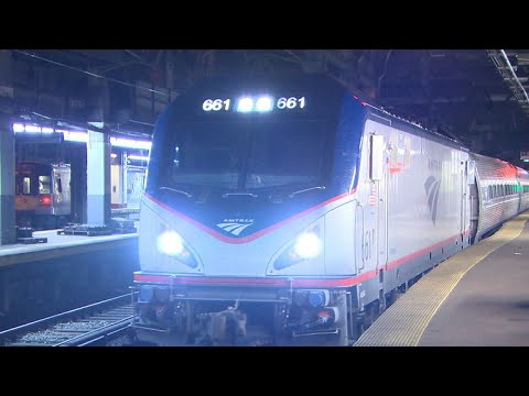 Amtrak CEO says Penn Station is the