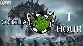 Goblins from Mars  Godzilla 1 HOUR�