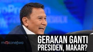 Video Mata Najwa Part 4 - Gara-Gara Tagar: Gerakan Ganti Presiden, Makar? MP3, 3GP, MP4, WEBM, AVI, FLV April 2019